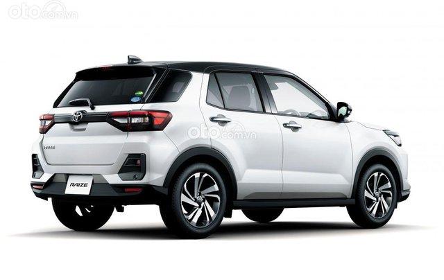 Toyota Raize sắp ra mắt Việt Nam có gì đặc biệt để đấu Kia Sonet?3