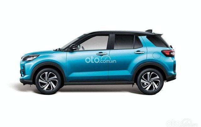 Toyota Raize sắp ra mắt Việt Nam có gì đặc biệt để đấu Kia Sonet?1