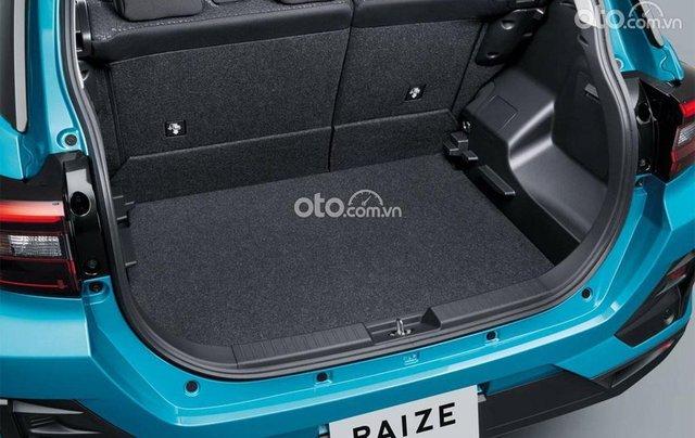 Toyota Raize sắp ra mắt Việt Nam có gì đặc biệt để đấu Kia Sonet?9