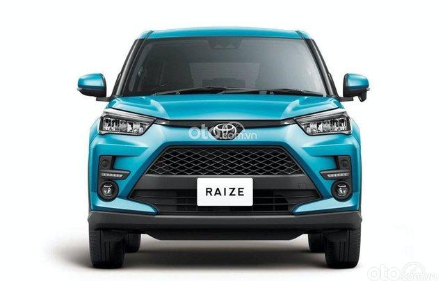 Toyota Raize sắp ra mắt Việt Nam có gì đặc biệt để đấu Kia Sonet?13
