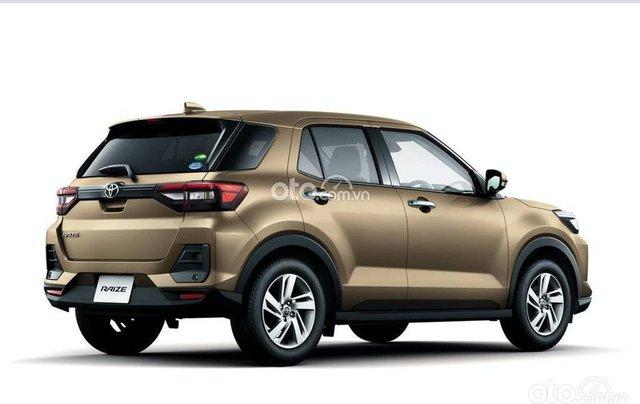 Toyota Raize sắp ra mắt Việt Nam có gì đặc biệt để đấu Kia Sonet?12