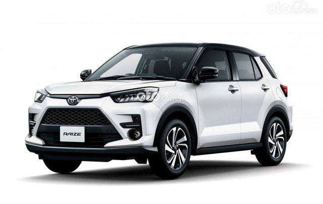 Toyota Raize sắp ra mắt Việt Nam có gì đặc biệt để đấu Kia Sonet?10