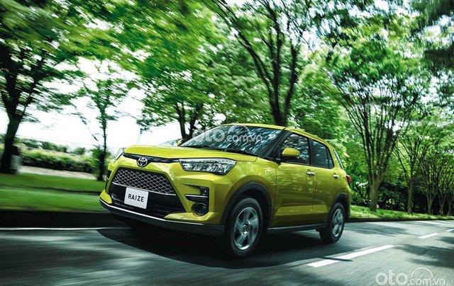 Toyota Raize sắp ra mắt Việt Nam có gì đặc biệt để đấu Kia Sonet?14