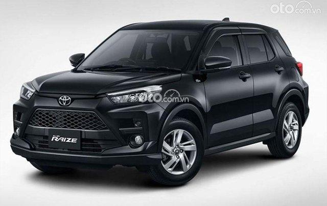 Toyota Raize sắp ra mắt Việt Nam có gì đặc biệt để đấu Kia Sonet?15
