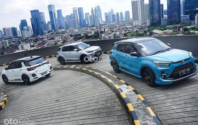 Toyota Raize sắp ra mắt Việt Nam có gì đặc biệt để đấu Kia Sonet?16