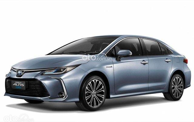 Toyota Corolla Altis thế hệ mới bao giờ về Việt Nam?0