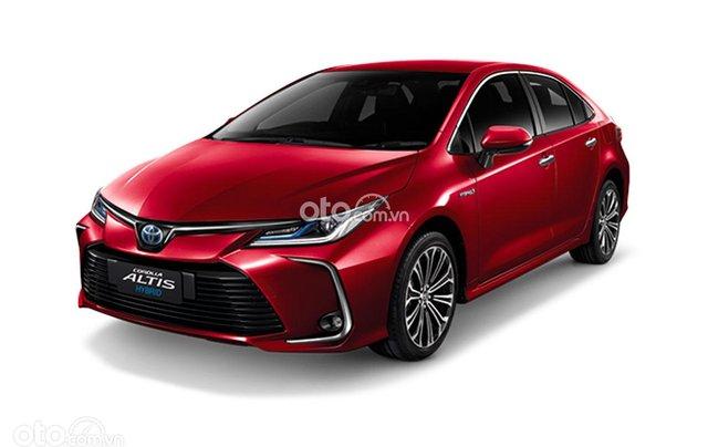 Toyota Corolla Altis thế hệ mới bao giờ về Việt Nam?14