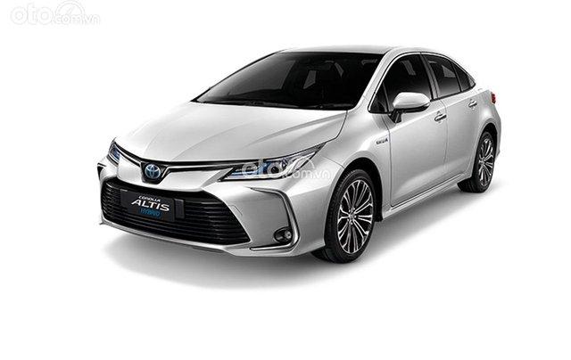 Toyota Corolla Altis thế hệ mới bao giờ về Việt Nam?13