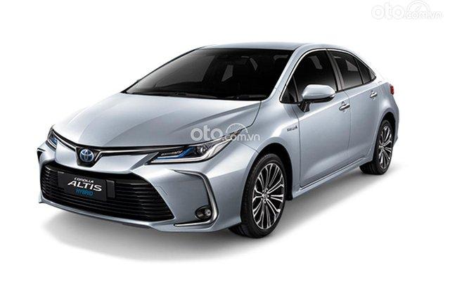 Toyota Corolla Altis thế hệ mới bao giờ về Việt Nam?16