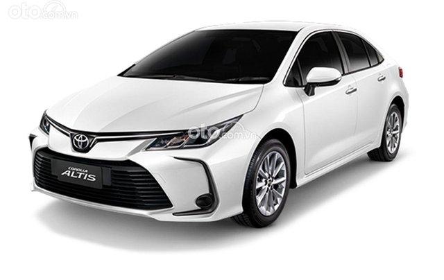 Toyota Corolla Altis thế hệ mới bao giờ về Việt Nam?15