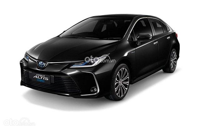 Toyota Corolla Altis thế hệ mới bao giờ về Việt Nam?17