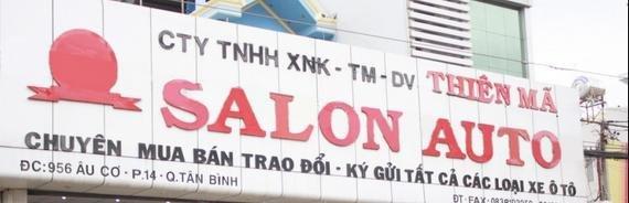 Salon Auto Thiên Mã 2