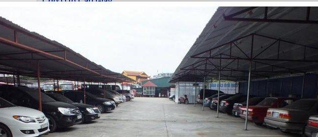 Chợ Ô tô Cầu Giấy 2