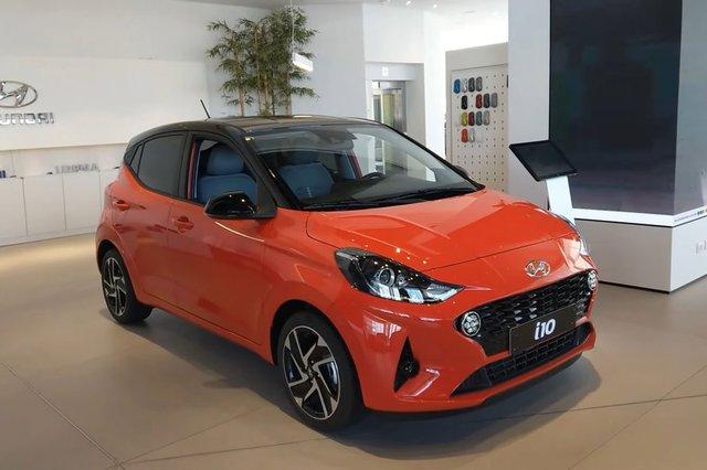 Trải nghiệm thực tế Hyundai Grand i10 2021 tại đại lý: Nhiều thay đổi để tìm lại vị thế dẫn đầu