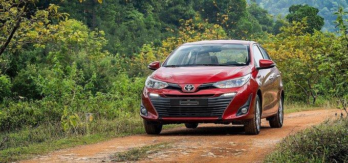 Khách hàng được lợi gì khi mua xe Toyota Vios trong tháng 5 và 6/2019