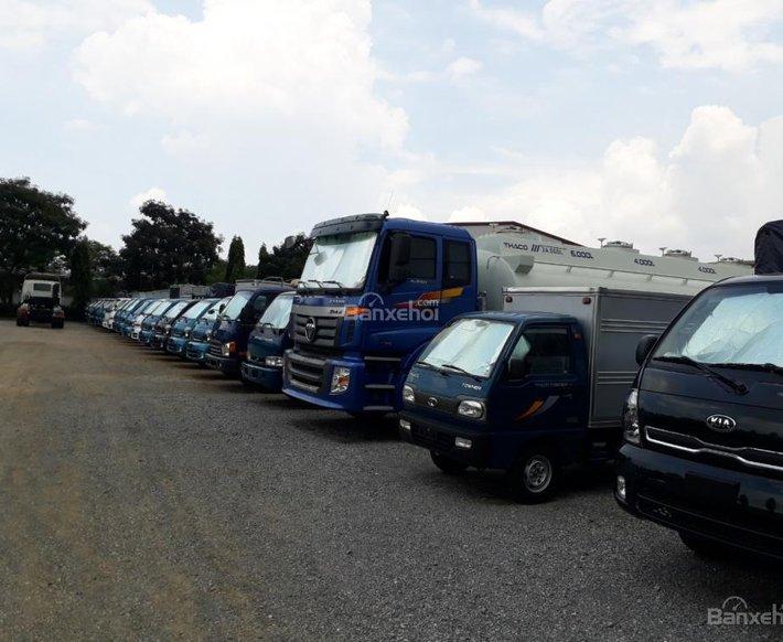 Bán xe tải Ollin350 Trường Hải tải trọng 2.35 / 3.49 tấn ở Hà Nội3