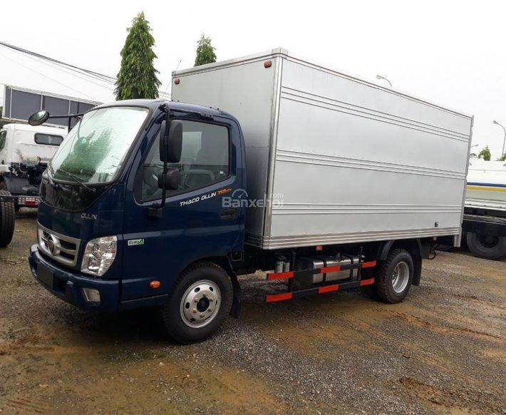 Bán xe tải Ollin350 Trường Hải tải trọng 2.35 / 3.49 tấn ở Hà Nội2