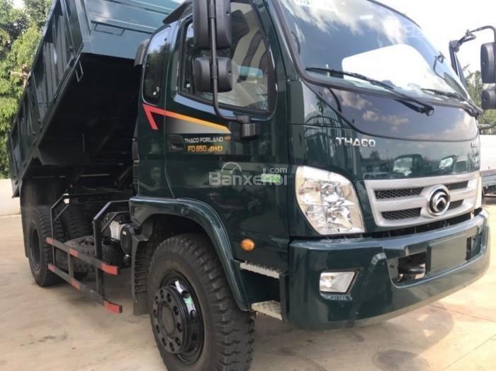 Xe ben 8 tấn Trường Hải FD900 thùng 6.5 m3  trả góp 70% tại Hà Nội0
