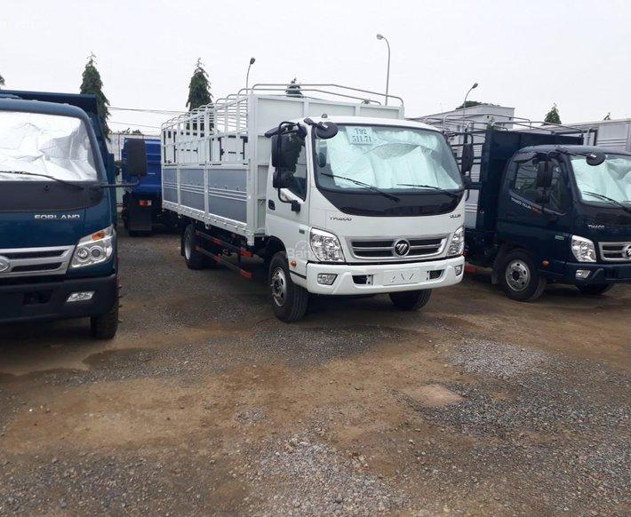 Giá xe tải Thaco Ollin 720 tải trọng 7.1 tấn Trường Hải ở hà nội0