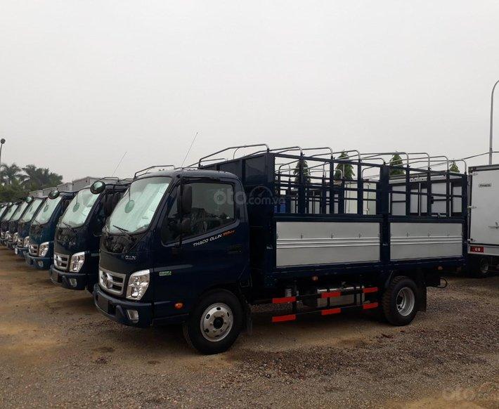 Bán xe tải Ollin350 Trường Hải tải trọng 2.35 / 3.49 tấn ở Hà Nội6
