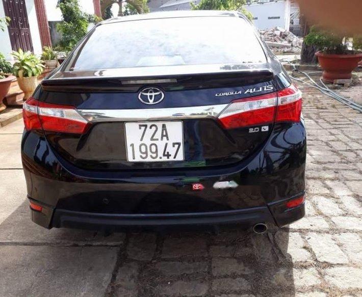 Cần bán xe Toyota Corolla Altis năm 20160