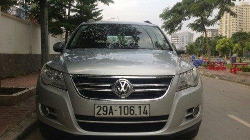 Bán xe Volkswagen Tiguan năm 2010, nhập khẩu, giá 577tr0