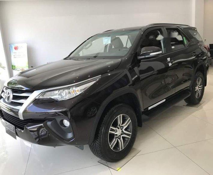 Bán xe Toyota Fortuner MT sản xuất 2019, xe nhập, giao nhanh toàn quốc0
