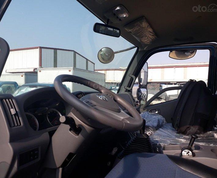 Giá xe tải Thaco OLLIN 350. E4, tải trọng 2.15/3.49 tấn mui bạt Trường Hải1