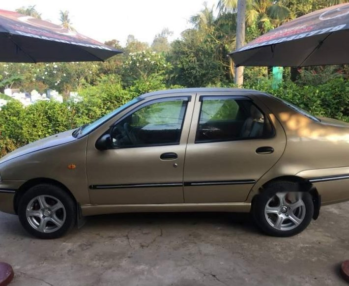 Cần bán lại xe Fiat Siena sản xuất 2001, nhập khẩu, giá 75tr0