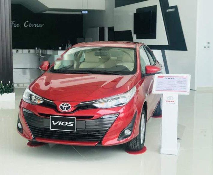 Bán xe Toyota Vios năm sản xuất 2019, 581 triệu0