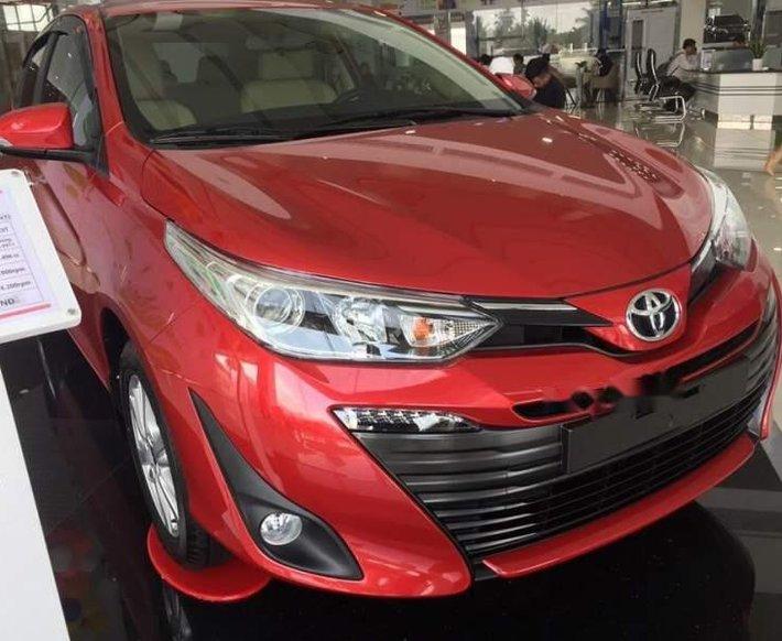 Cần bán xe Toyota Vios đời 2019, 576 triệu0