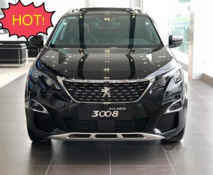 Bán Peugeot 3008 đời 2019, xe đủ màu, giao ngay0