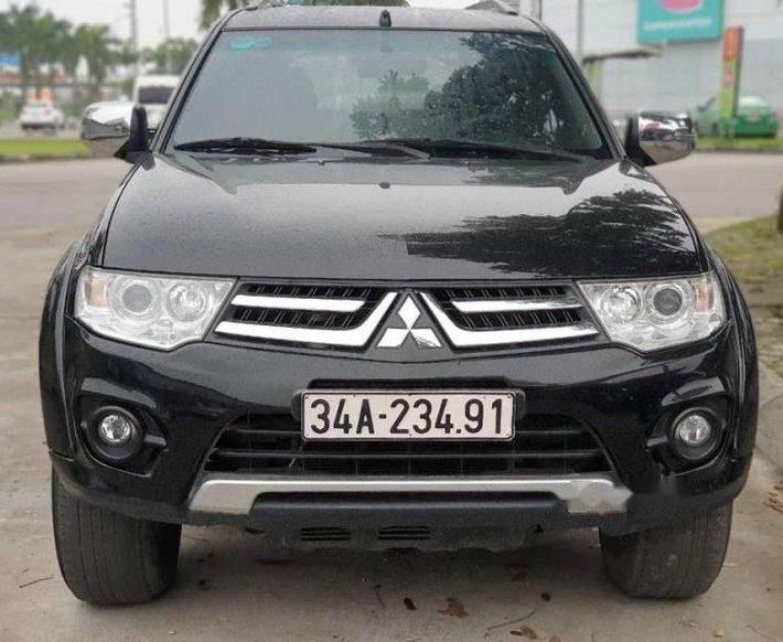 Bán Mitsubishi Pajero đời 2015, 2 cầu, máy xăng0