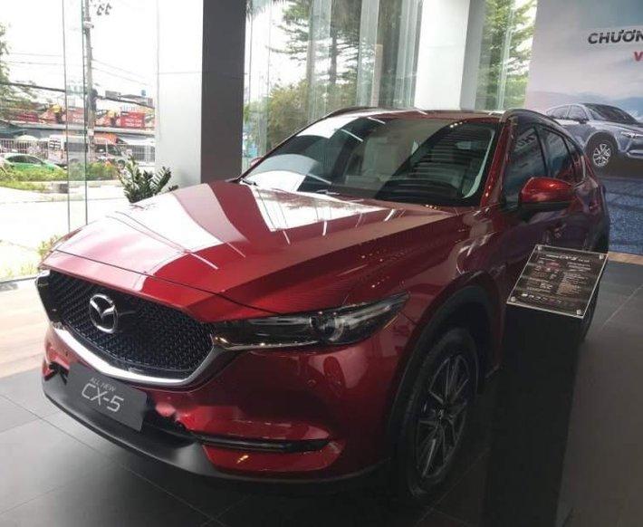 Bán xe Mazda CX 5 sản xuất năm 2019, màu đỏ 0