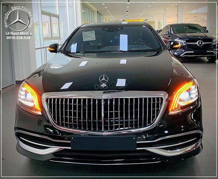 Xe Hot - Mercedes Maybach S450 siêu phẩm với giá bán tốt nhất - xe giao ngay - Liên hệ Mr Minh Mercedes0