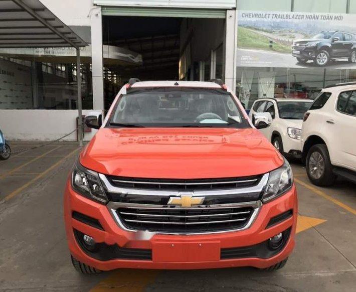 Cần bán Chevrolet Colorado 2.5AT năm sản xuất 2019, xe nhập, giá thấp, giao nhanh0