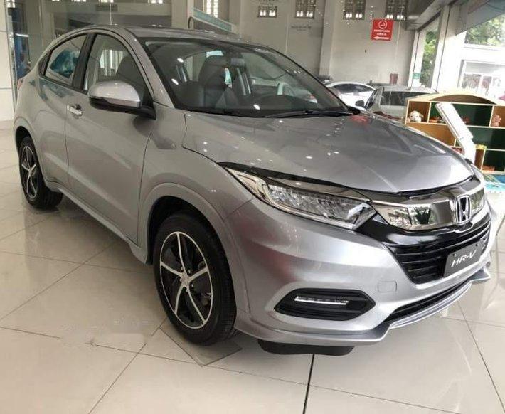Bán Honda HR-V đời 2019, màu bạc, nhập khẩu nguyên chiếc, giá tốt0