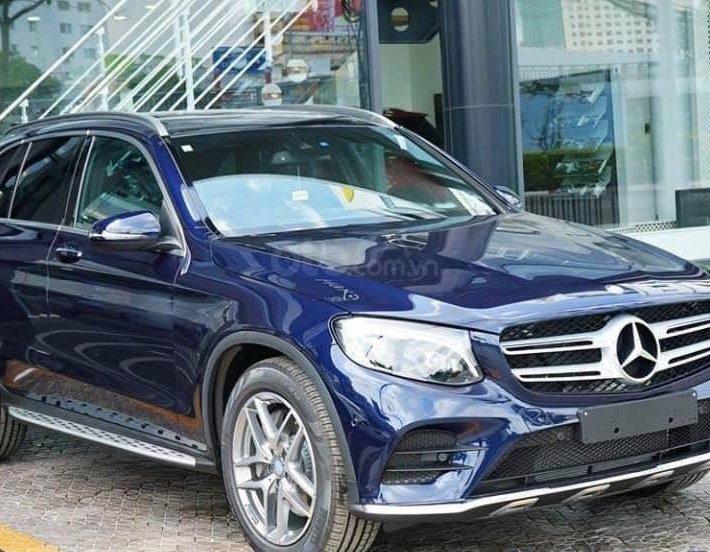 [Đón xuân 2020] Giá Mercedes GLC 300 4Matic 2019, tặng 50% phí trước bạ, tặng bảo hiểm, phụ kiện0