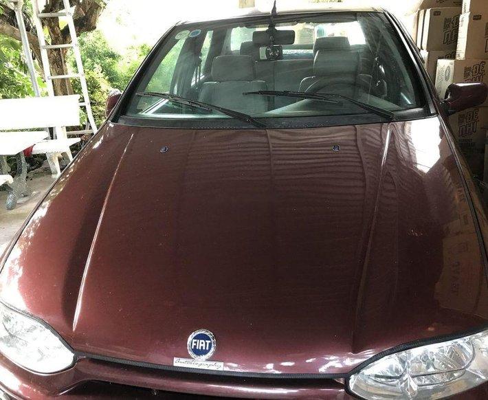 Bán xe Fiat Siena năm sản xuất 2003, màu đỏ số sàn1