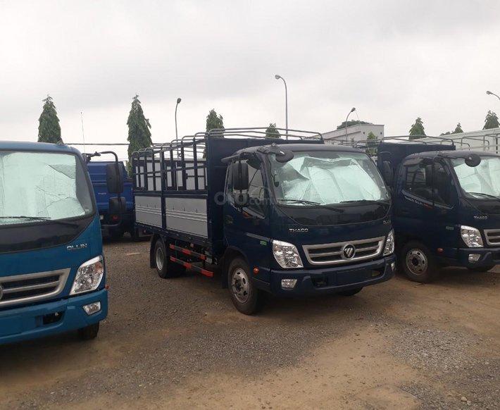 Giá xe tải Thaco Ollin 720 tải trọng 7.1 tấn Trường Hải5