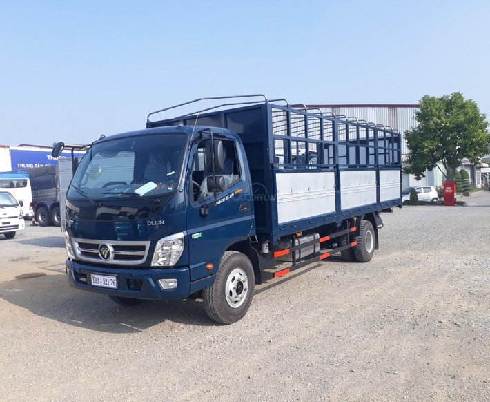 Giá xe tải Thaco Ollin 720 tải trọng 7.1 tấn Trường Hải4