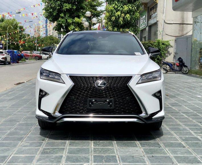 Lexus RX350 Fsport 2021 Hồ Chí Minh. Giá tốt giao xe ngay toàn quốc0