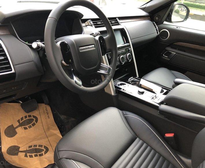 Bán xe Land Rover Discovery HSE Fullsize 7 chỗ siêu rộng rãi, xe Discovery nhập khẩu chính hãng mới6