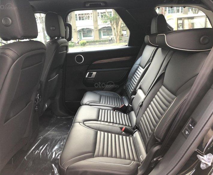 Bán xe Land Rover Discovery HSE Fullsize 7 chỗ siêu rộng rãi, xe Discovery nhập khẩu chính hãng mới8