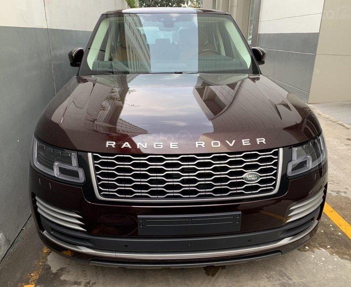 Bán Range Rover Vogue nhập khẩu chính hãng từ Anh giá tốt nhất 2021 xe giao ngay, hỗ trợ 100% thuế trước bạ khi mua xe2