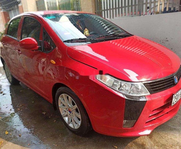 Cần bán lại xe Geely Emgrand năm 2012, màu đỏ, xe nhập0