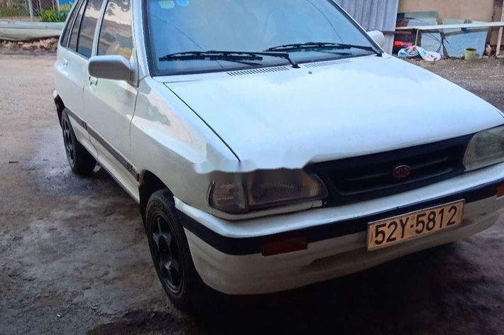 Bán Kia CD5 sản xuất năm 2000, màu trắng, xe nhập, giá chỉ 60 triệu0