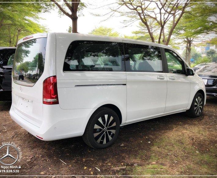 2021 New Model Mercedes-Benz V250 Luxury, xe gia đình nhập khẩu 7 chỗ - xe giao ngay - bank 80%5