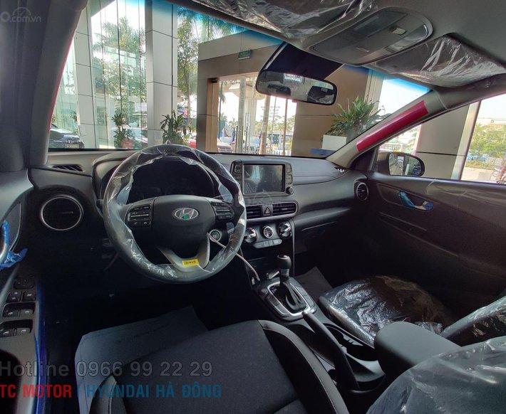 Hyundai Hà Đông - Hyundai Kona 2021, siêu ưu đãi tiền mặt, tăng bảo hành + quà tặng hấp dẫn chào hè8