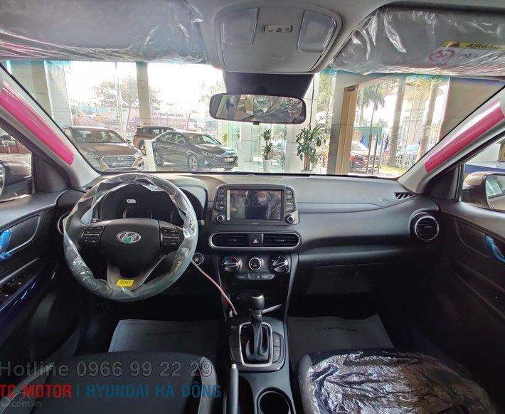 Hyundai Hà Đông - Hyundai Kona 2021, siêu ưu đãi tiền mặt, tăng bảo hành + quà tặng hấp dẫn chào hè9